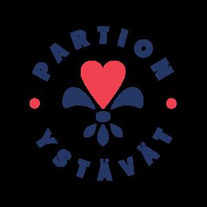 PARTIONYSTÄVÄT_logo